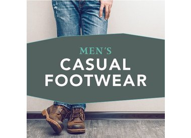 Men's Casual Footwear