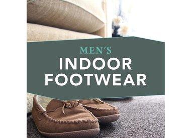 Men's Indoor Footwear