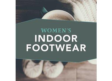 Women's Indoor Footwear