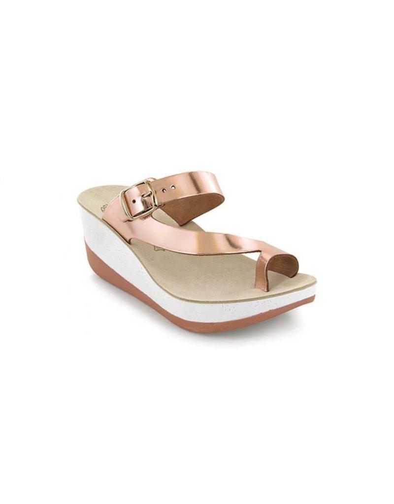 Fantasy Sandals Fantasy Sandals Falisa Rose Gold