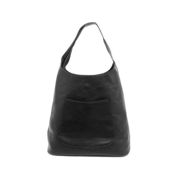 Joy Susan Joy Susan Molly Slouchy Hobo Handbag Black