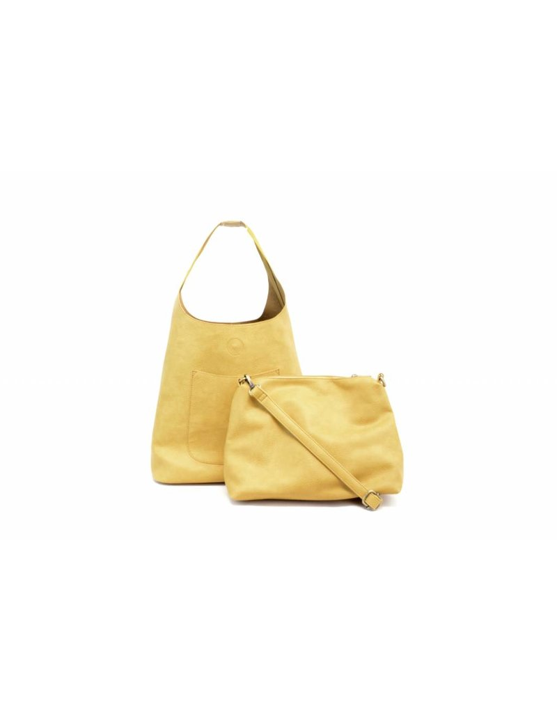 Joy Susan Joy Susan Molly Slouchy Hobo Handbag Dijon