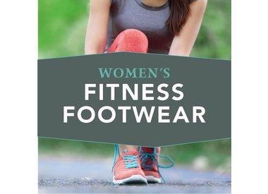 Women's Fitness Footwear