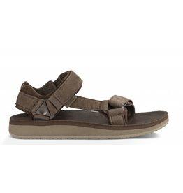 TEVA Teva Original Leather Universal Brown