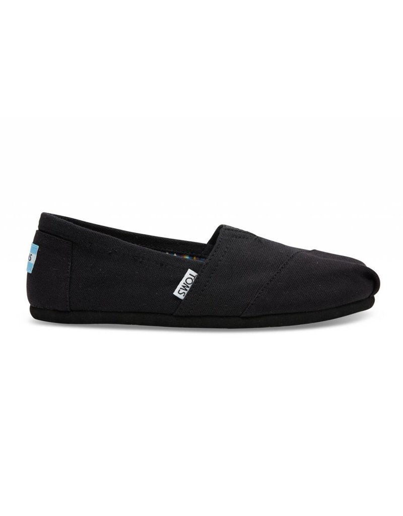 TOMS TOMS Black/ Black Canvas