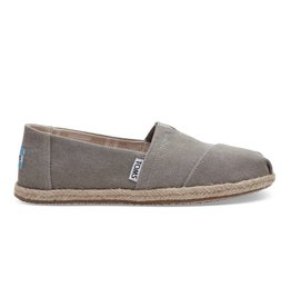 TOMS TOMS Drizzle Grey Washed