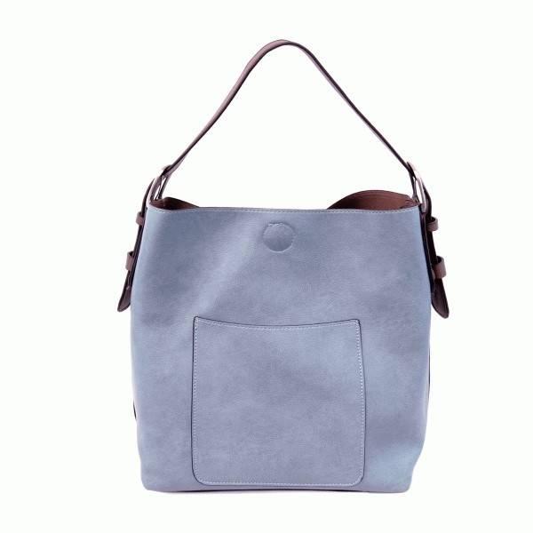 Joy Susan Joy Susan Molly Classic Hobo Handbag Periwinkle