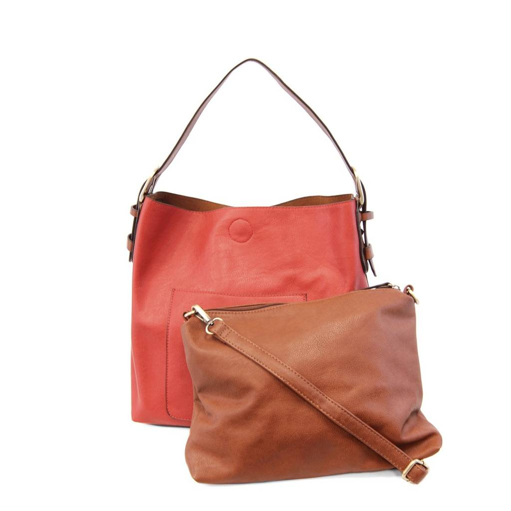 Joy Susan Joy Susan Molly Classic Hobo Red