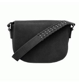 Joy Susan Joy Susan Arianna Saddle Bag Black