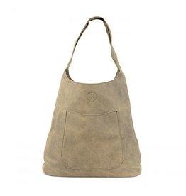 Joy Susan Joy Susan Molly Slouchy Hobo Handbag Ecru