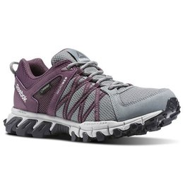 Reebok Women's Trailgrip Waterproof Grey/Smoky Orchid