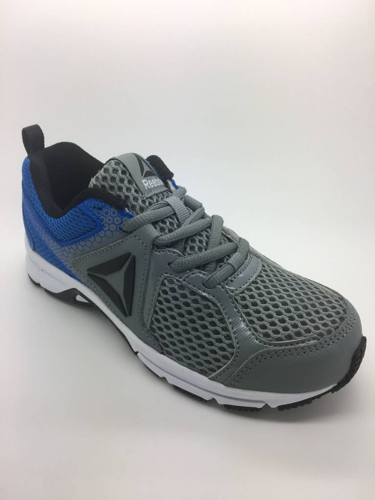 Reebok Boys Runner Lace 2.0 Grey/Blue