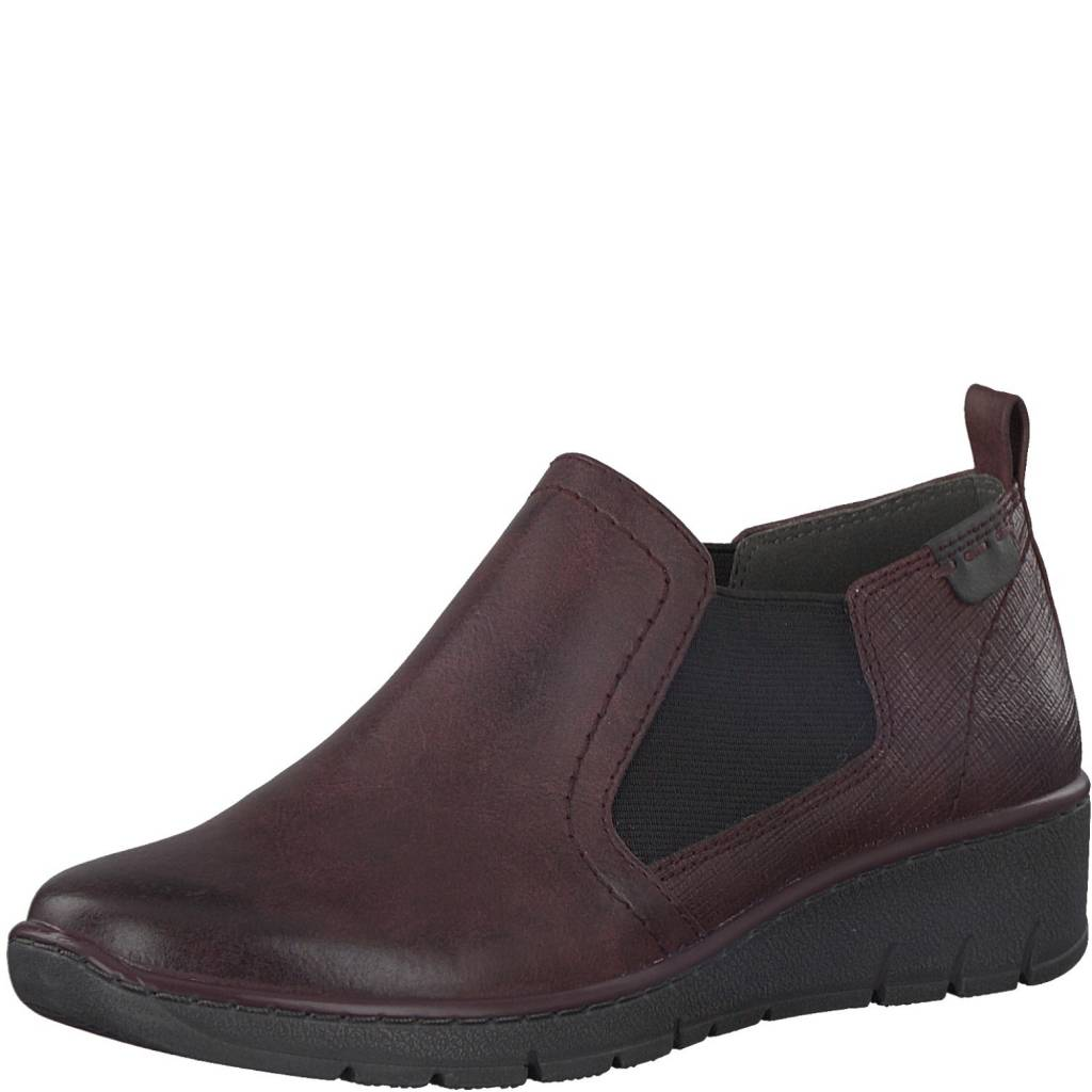 Jana Jana Shoe Bordeaux