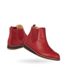 EMU Emu Taria Leather Burnt Red