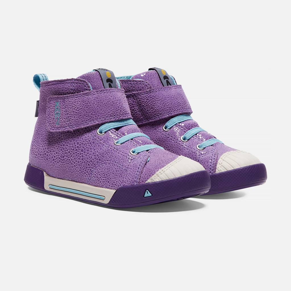 Keen Keen Child Encanto Scout High Top Purple Plumeria