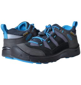 Keen Youth Hikeport Low Black Blue