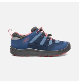 Keen Youth Hikeport Low Dress Blue Coral