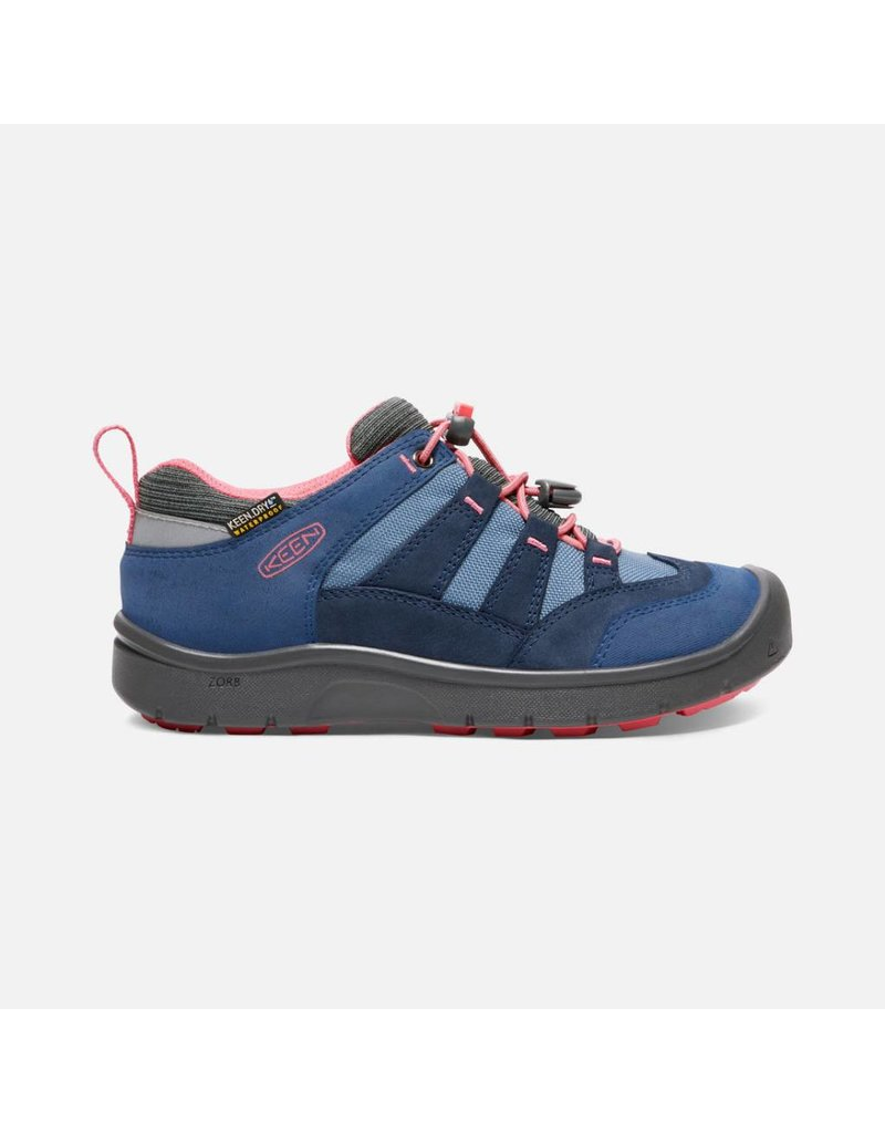 Keen Keen Youth Hikeport Low Dress Blue Coral