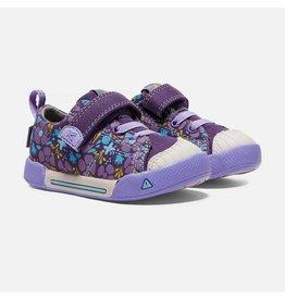 Keen Child Encanto Finley Low Purple Plumeria