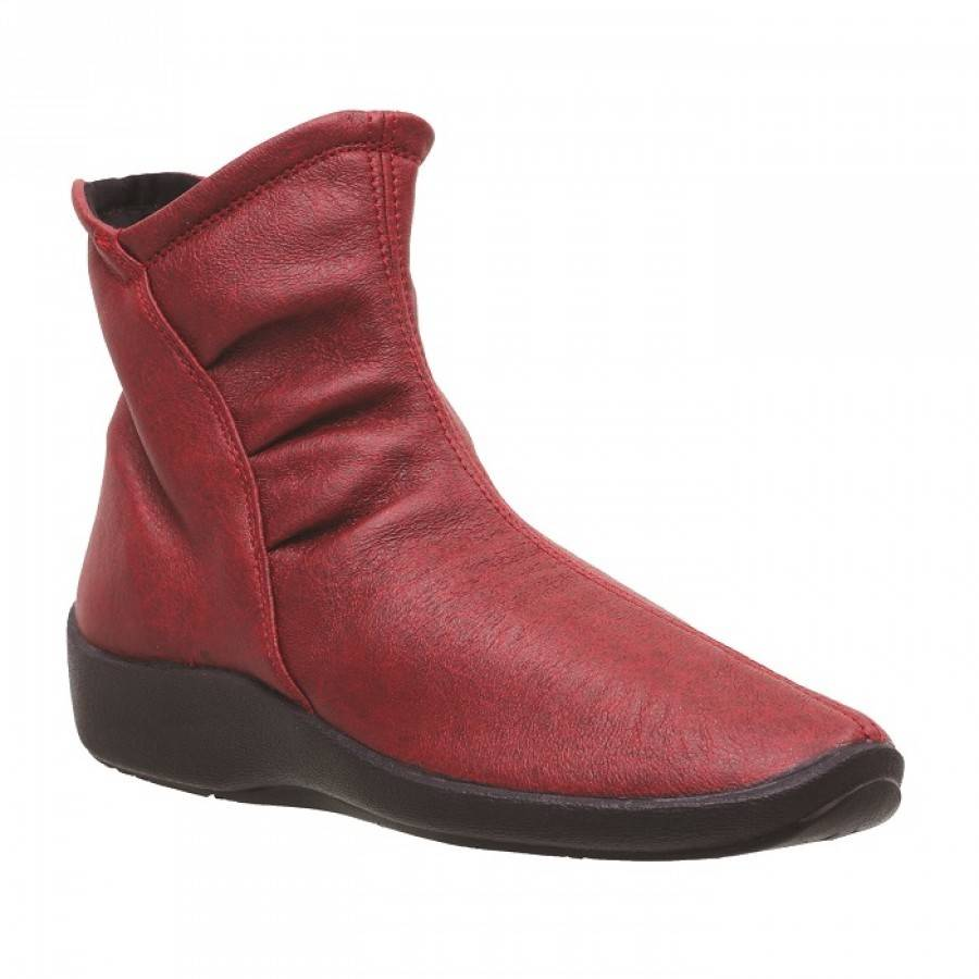 A'rcopedico A'rcopedico L19 Boot Cherry Red