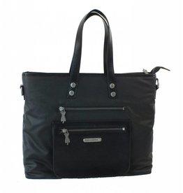 Fly London Kobe Canvas Handbag