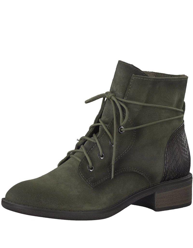 Jana Jana Boot 25100-29 Olive