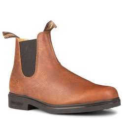 Blundstone Blundstone Mens 1313 Chisel Toe Pebbled Brown