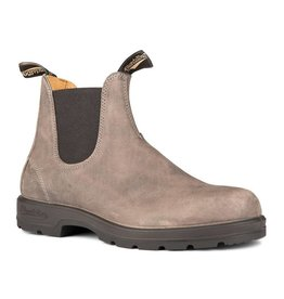 Blundstone Blundstone Unisex 1469 Leather Lined Steel Grey