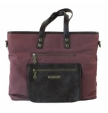 Fly London Fly London Kobe Canvas Handbag