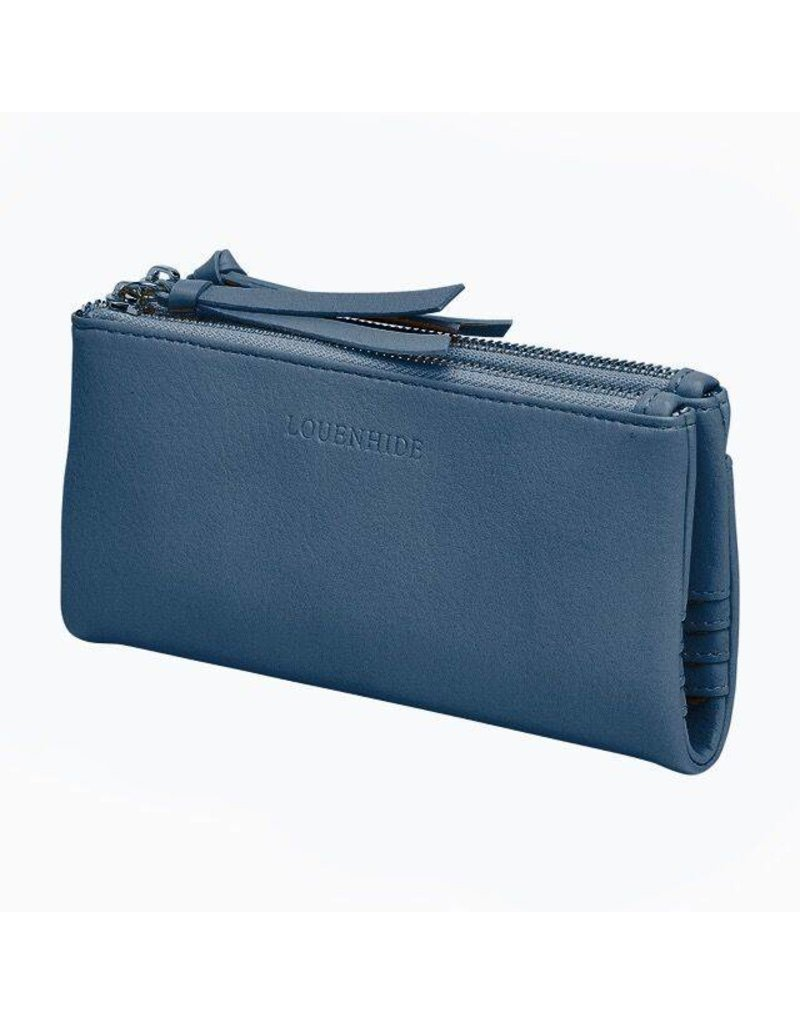 Louenhide Delta Wallet Denim