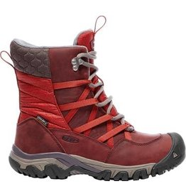 Keen Keen Womens Hoodoo Lace Up Syrah