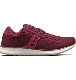 Saucony Women's Freedom Runner Wool Burgundy