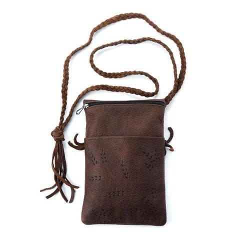 Manitobah Mukluks Manitobah Mukluk Grain Shoulder Bag