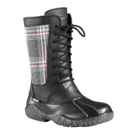 Baffin St-Claire Plaid Black