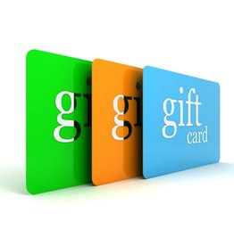 Gift Card $25-$200