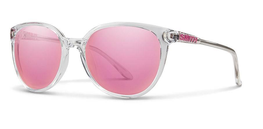 Smith Smith Cheetah Crystal Sunglasses