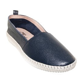Volks Walkers Slip On Navy