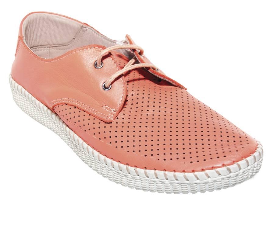 Volks Walker Volkswalker 474 Sneaker Coral