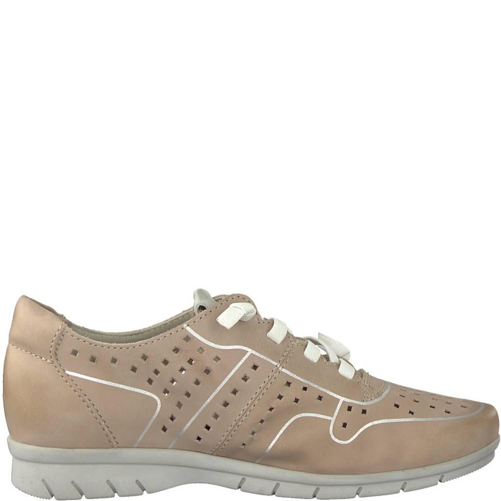 Jana Jana Leather Sneaker