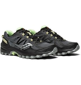 Saucony Excursion Trail Black/Lime