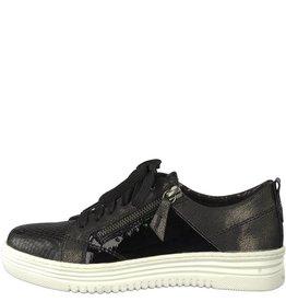 Jana 23701 Side Zip Sneaker