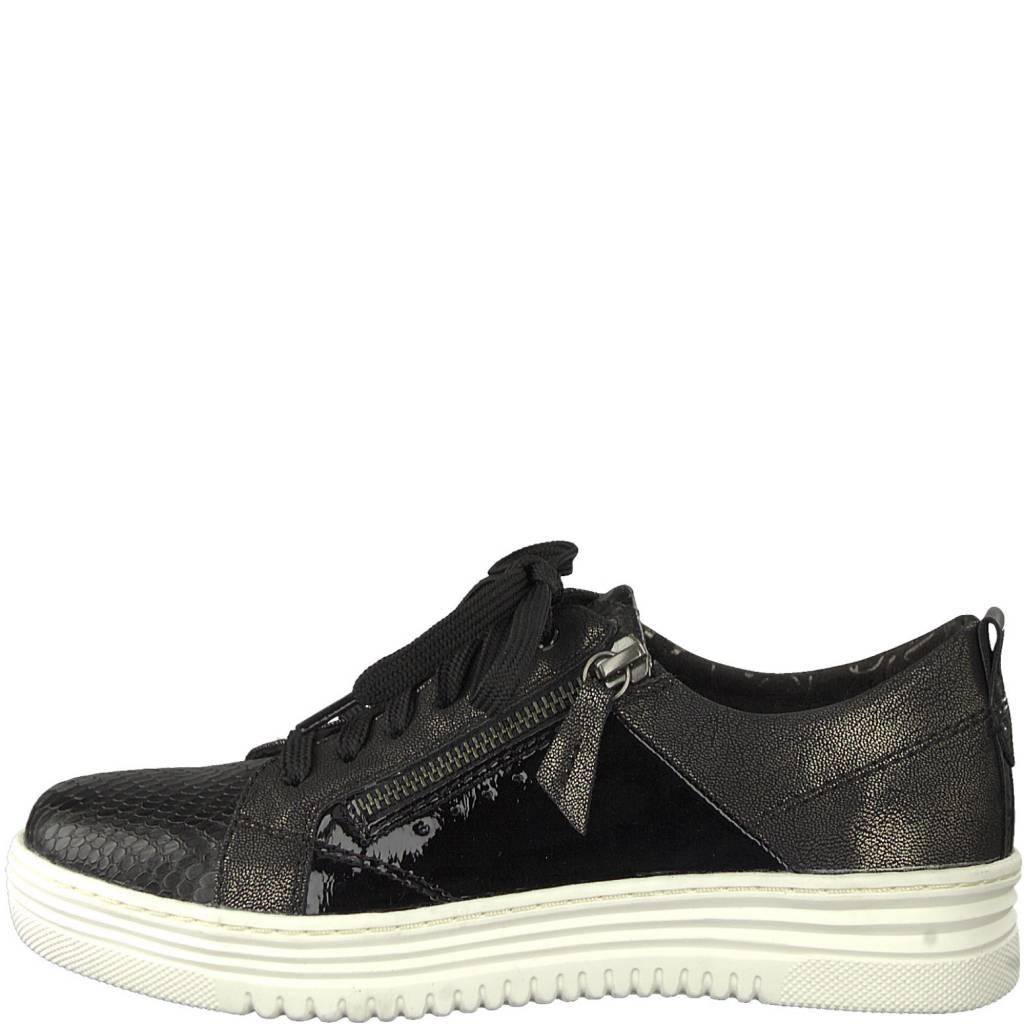 Jana Jana Side Zip Sneaker