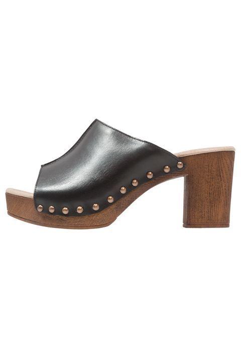Ten Points Ten Points Eva Brushed Leather Clog