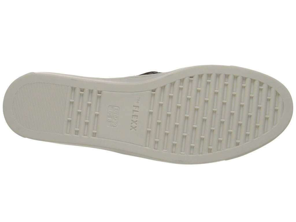 The Flexx The Flexx Sneak Name Sneaker Black