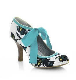 Ruby Shoo Willow Pump Aqua