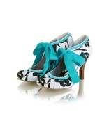 Ruby Shoo Ruby Shoo Willow Pump Aqua