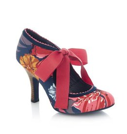 Ruby Shoo Willow Pump Coral