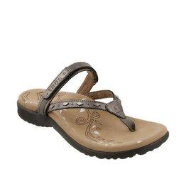 Taos Day Tripper Sandal Pewter