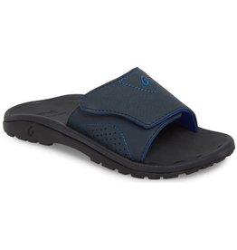 Olukai Boys Nalu Slide Blue