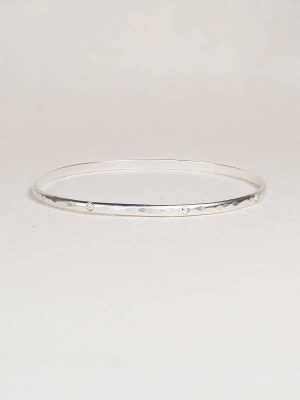 Holly Yashi Modern Sparkle Bangle